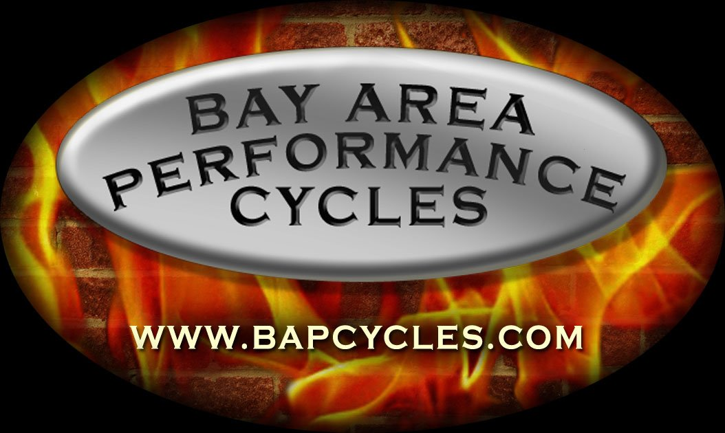 Bay Area Performance Cycles Logo - After