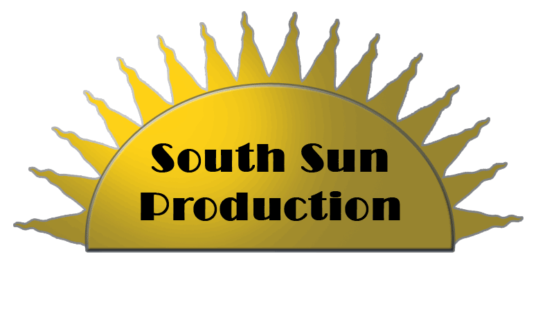 South Sun Production Logo - After