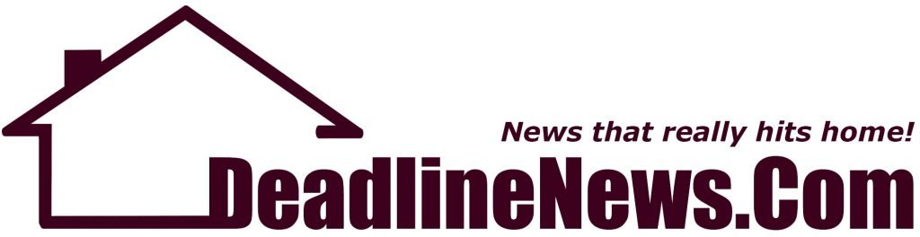 Deadline News logo adapted for website header