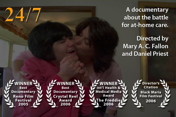 Video cover graphic created for client's theatrical trailer video