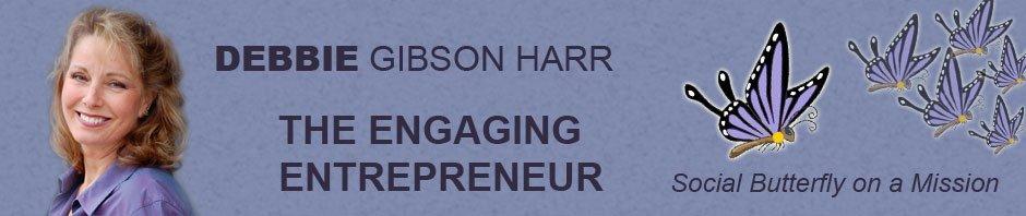 Website Header for Social Marketing Blog
